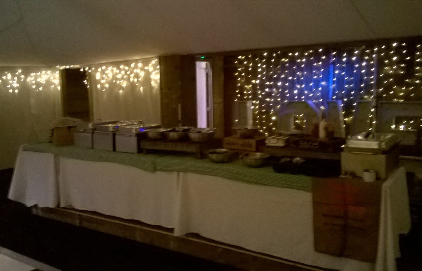 Yorkshire Wedding Catering