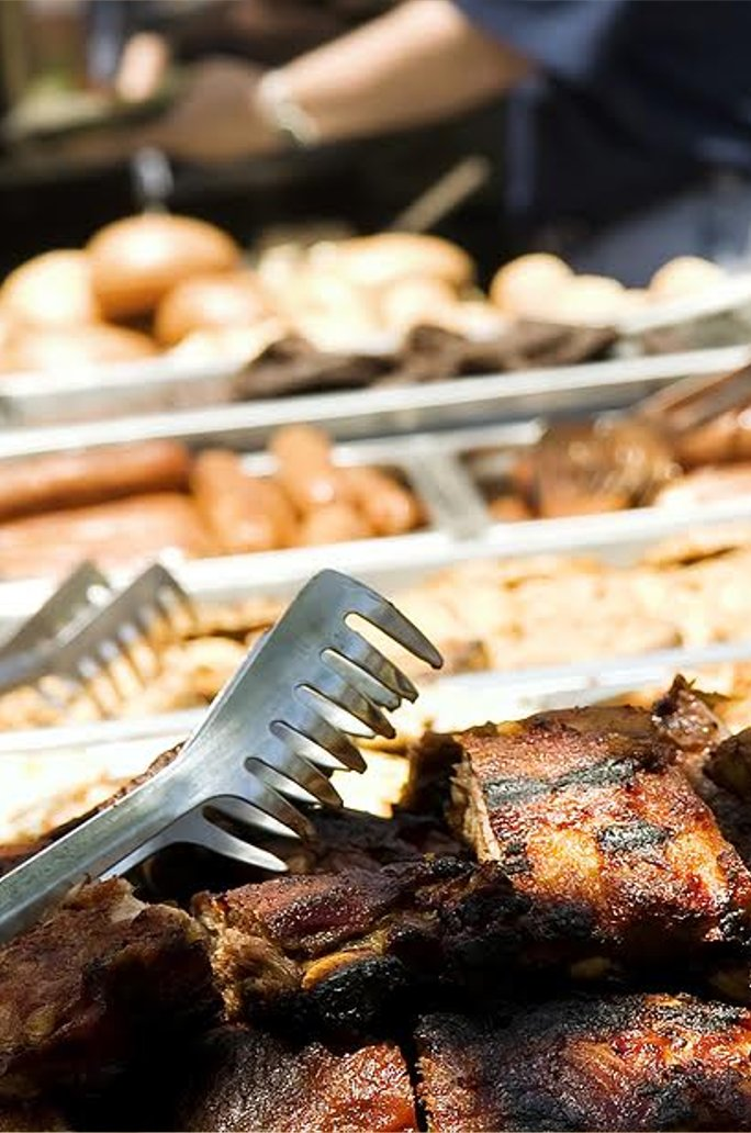 Barbecue Wedding Catering Yorkshire